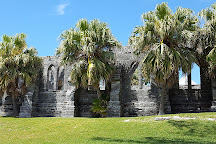 Unfinished Cathedral, St. George, Bermuda