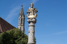 Herrnbrunnen, Rothenburg, Germany
