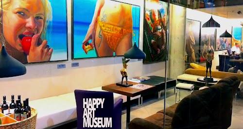 Laimīgās mākslas muzejs