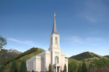 LDS Star Valley Temple, Afton, United States