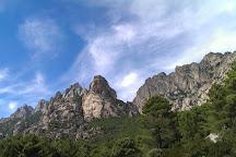 Cascades de Polischellu, Quenza, France
