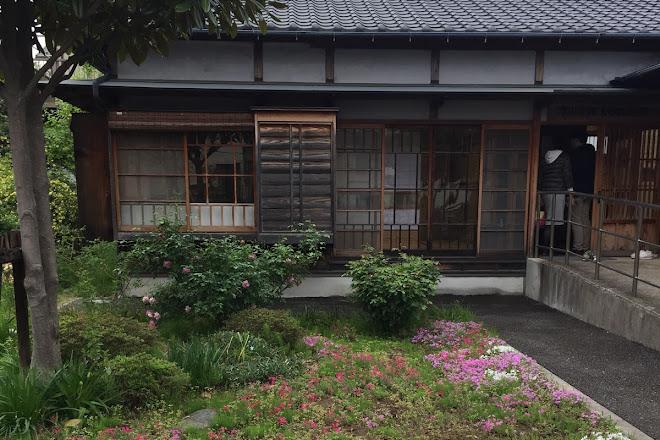 Kakumatsujyaku Memorial Museum, Ichikawa, Japan