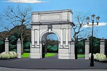 Fusilier's Arch, Dublin, Ireland