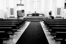 Suomenlinna Church (Suomenlinnan kirkko), Helsinki, Finland