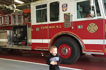 Cape May Fire Department Museum, Cape May, United States