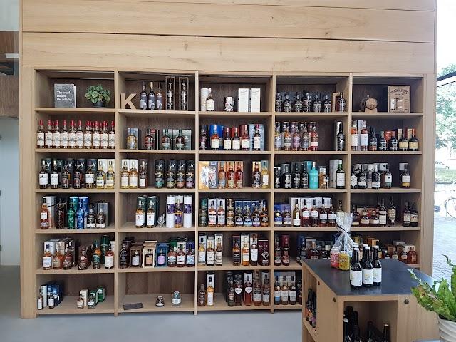Kwestie van Smaak wijn en whiskyhandel