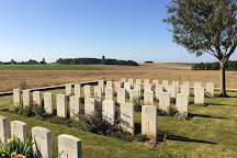 Mill Road Cemetery, Thiepval, France