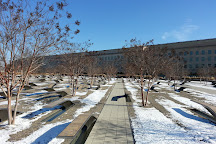 Pentagon Memorial, Arlington, United States