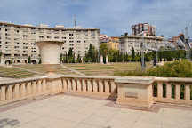 L'Aiguera Park, Benidorm, Spain