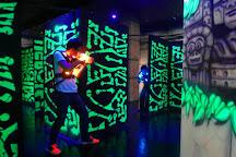 Laser Battle, Johor Bahru, Malaysia