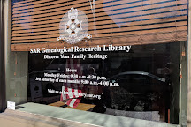 Sons of the American Revolution Genealogical Research Library, Louisville, United States