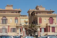 Pontile di Ostia, Lido di Ostia, Italy