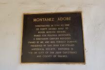 Montanez Adobe, San Juan Capistrano, United States