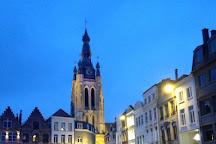 Belfry of Kortrijk, Kortrijk, Belgium