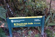 Humboldt Falls, Milford Sound, New Zealand