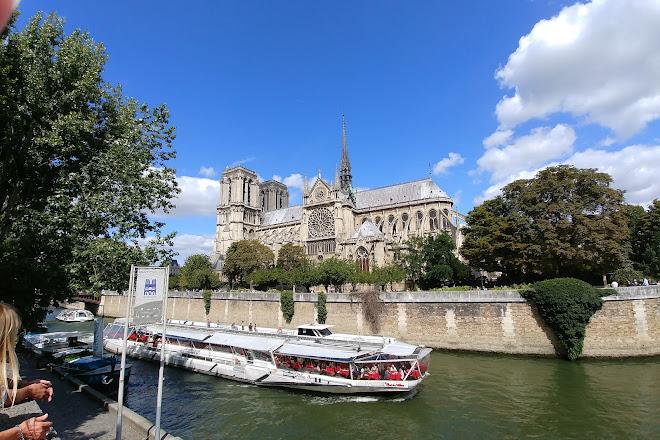 Pont Saint-Louis, Paris, France