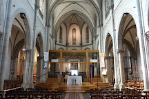 Eglise Saint Hippolyte, Paris, France