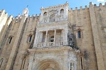 Old Cathedral of Coimbra (Se Velha de Coimbra), Coimbra, Portugal