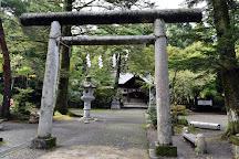 Kasuga Shrine, Joetsu, Japan