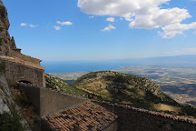 Sanctuary of St Maria of Weapons, Cerchiara di Calabria, Italy