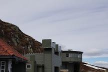 Gaustatoppen Turisthytte, Rjukan, Norway