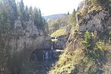 La Cascade de la Billaude, Le Vaudioux, France