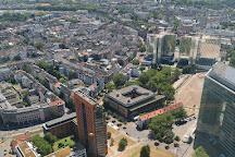 Rheinturm, Dusseldorf, Germany