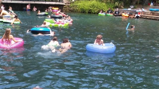 Juniper Springs Recreation Swimming Area, Marion County, FL