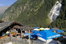 Grawa Wasserfall, Neustift im Stubaital, Austria