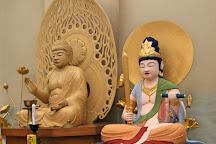 Busshin-ji Temple, Gaya, India