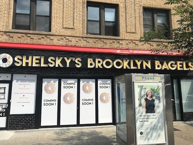 Shelsky's Brooklyn Bagel