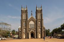 St. Andrew's Basilica Arthunkal, Alappuzha, India