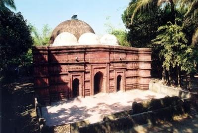 Molla bari Mosque.