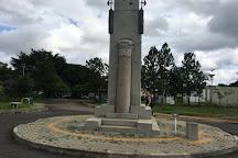Monumento Aos Herois Da Travessia Do Atlantico, Sao Paulo, Brazil