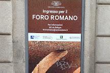 Resti Del Foro Romano, Milan, Italy