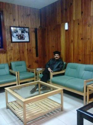 PTDC Motel Skardu Hameed Garh Rd