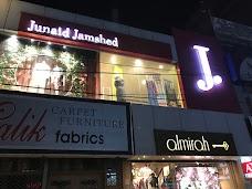 Junaid Jamshed rawalpindi Zarkon Plaza
