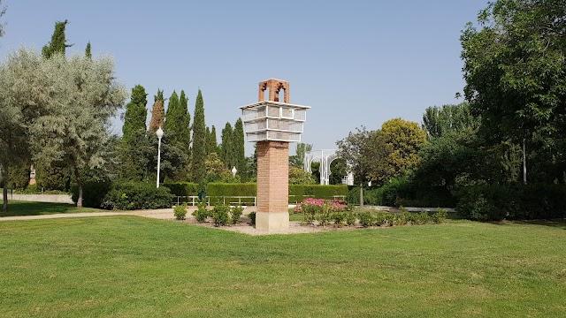 Jardín de las Tres Culturas