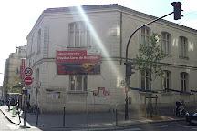 Pavillon Carre de Baudouin, Paris, France