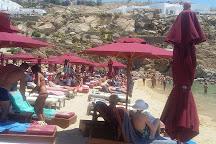 Super Paradise Beach, Paradise Beach, Greece