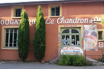 Le Chaudron d'Or, Montelimar, France