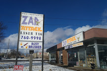 Zap Attack Laser Tag, Peterborough, Canada