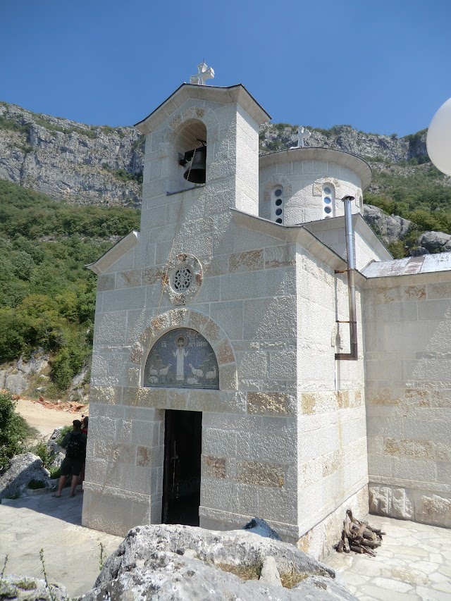 Lower Ostrog Monastery
