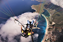 Gravity Tandem Paragliding, Oludeniz, Turkey