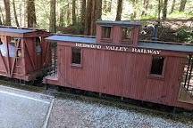 Redwood Valley Railway, Orinda, United States