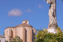 Church of la Encarnacion, Setenil de las Bodegas, Spain
