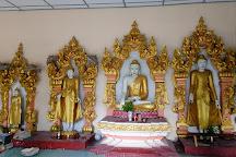 Kusinara Pagoda, Mandalay, Myanmar