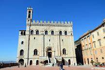 Palazzo dei Consoli and Museo Civico, Gubbio, Italy