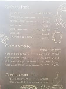 Cafeteria Villa Cruz 9
