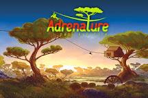 Adrenature Parc Aventure, Melgven, France